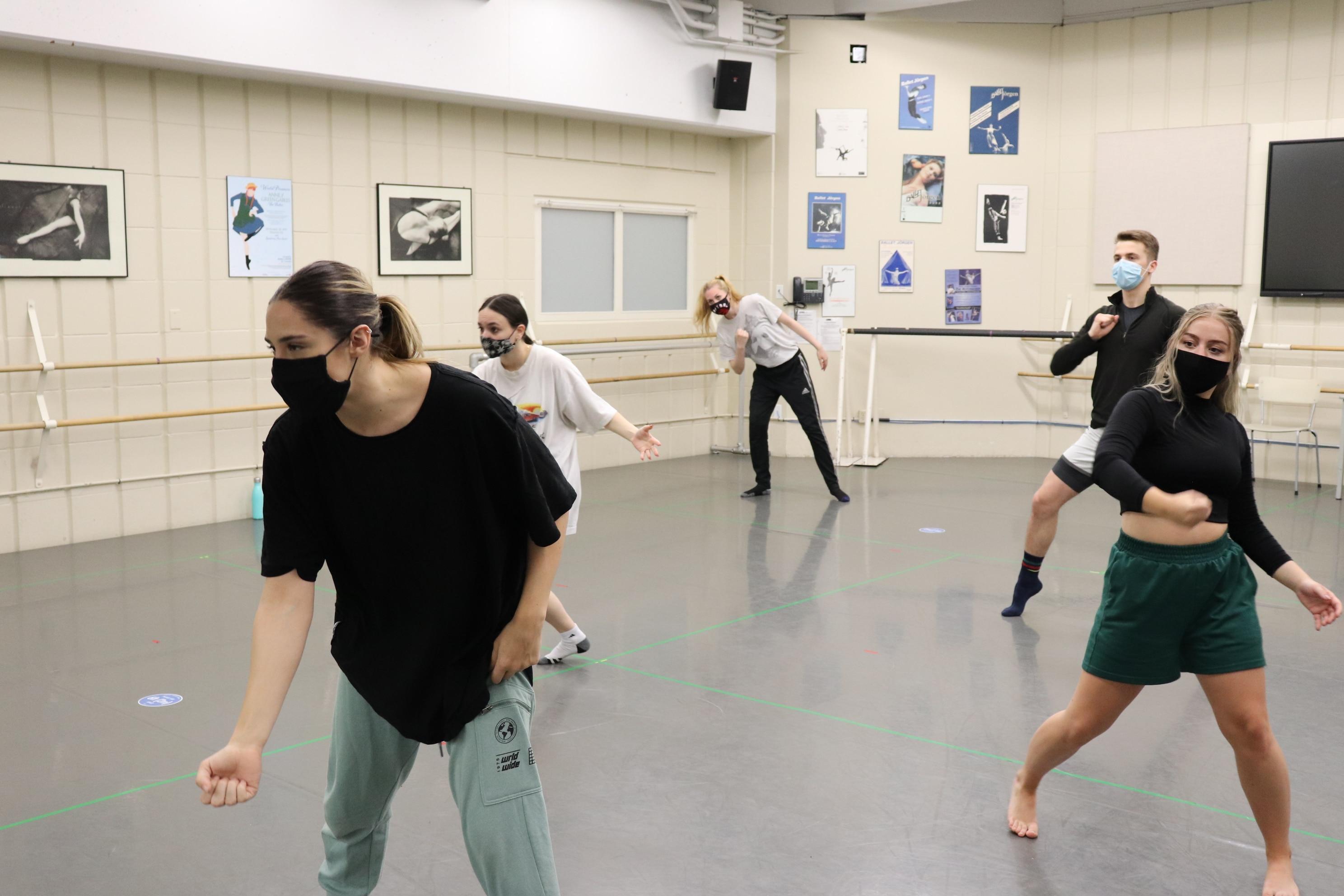 George Brown Dance Ballet Jörgen