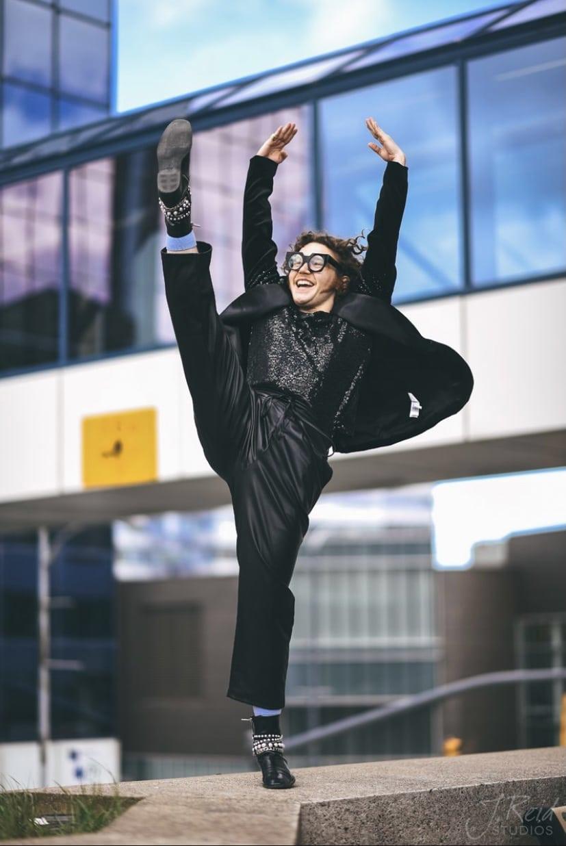 Ballet Jörgen Boys who Dance Liam Eric Dawson