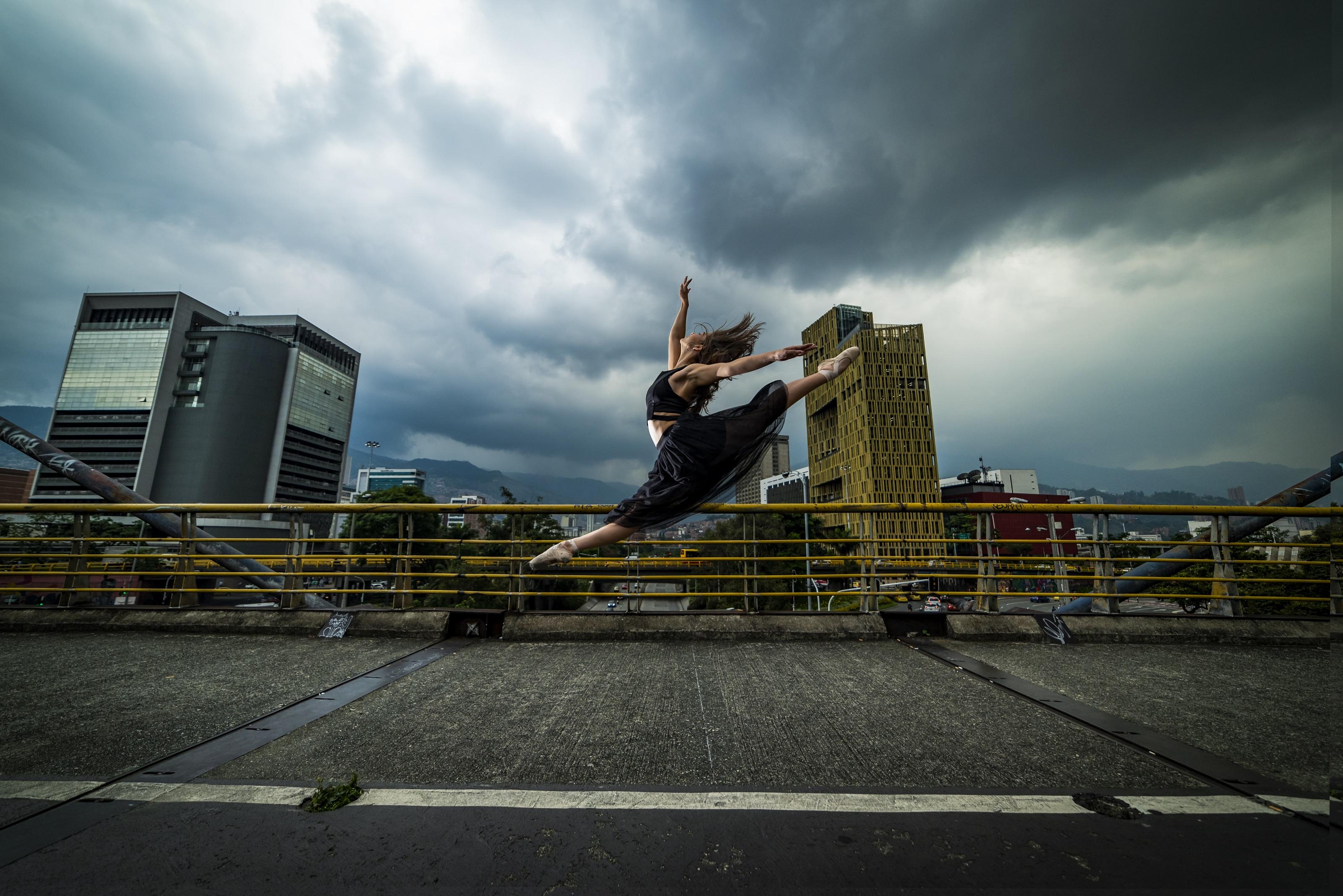 P105 Dance Performance – Class of 2021, Valentina Polanco, George Brown Dance, Ballet Jörgen